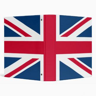 Carpeta BRITÁNICA de la bandera