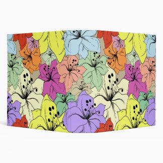 Carpeta:   Carpeta floral