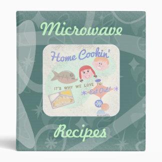 Carpeta casera del personalizado de Cookin