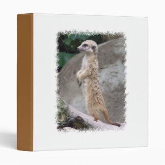 Carpeta contrapesada de Meerkat