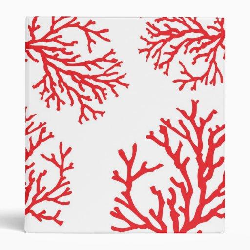 Carpeta coralina