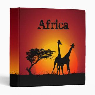 Carpeta de África