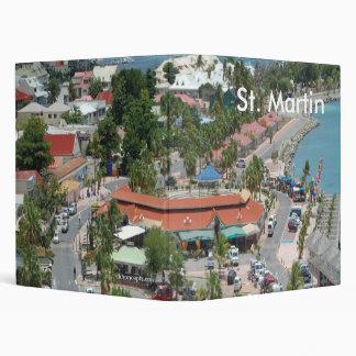 Carpeta de anillo de San Martín 3 por Khoncepts