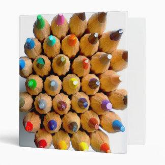 Carpeta de archivos coloreada de la carpeta de los
