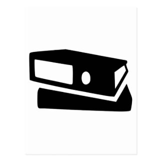 Carpeta de archivos postales