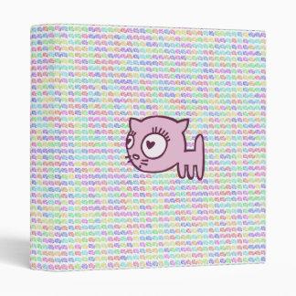 carpeta de Avery de la impresión del Multi-Gato
