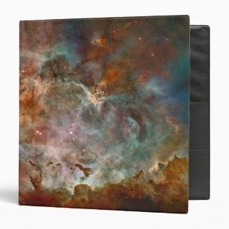 Carpeta de Avery de la nebulosa de Carina