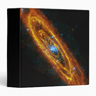 Carpeta de Avery de las estrellas del Andromeda