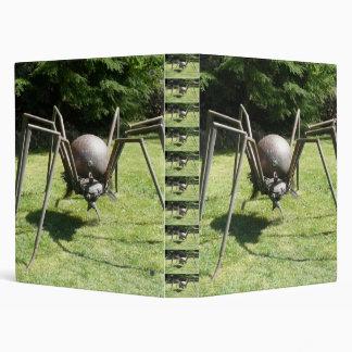 Carpeta de Avery del arte de la araña