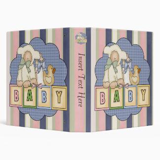 Carpeta de Avery del bebé