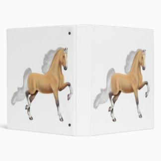 Carpeta de Avery del caballo de Gaited del Palomin
