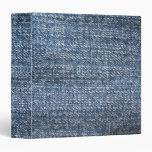 Carpeta de Avery del dril de algodón