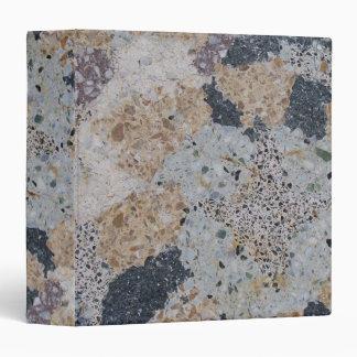 Carpeta de Avery del granito