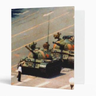 Carpeta de Avery del hombre del tanque