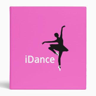 carpeta de Avery del iDance (bailo)
