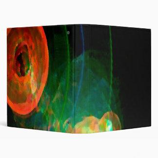 carpeta de Avery del plasma