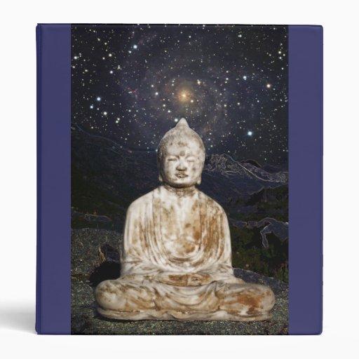 Carpeta de Buda y del cosmos