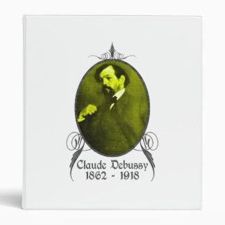Carpeta de Claude Debussy