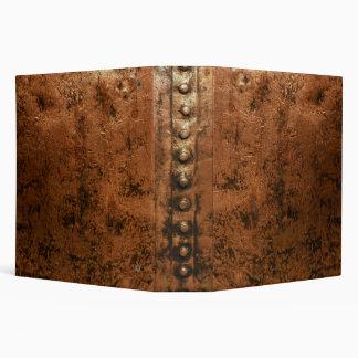 Carpeta de cobre