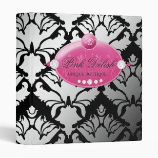 carpeta de color rosa oscuro de 311-Pink Delish