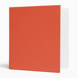 Carpeta de color salmón de Avery