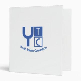 Carpeta de conexión del talento de la juventud