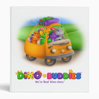 Carpeta de Dino-Buddies™ - Dino-Bus™ y Rollo