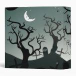 Carpeta de encargo de Avery del cementerio del cem
