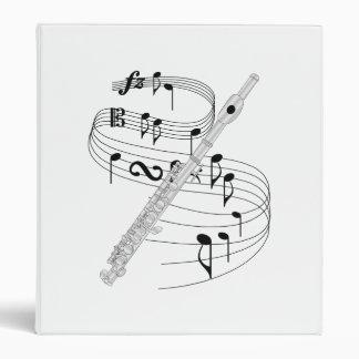 Carpeta de flautín