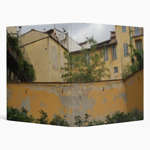 Carpeta de Florencia Italia