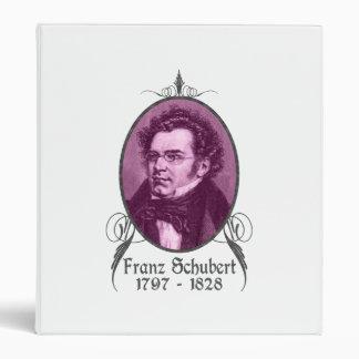 Carpeta de Franz Schubert