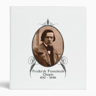 Carpeta de Fryderyk Franciszek Chopin