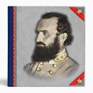 Carpeta de general Stonewall Jackson