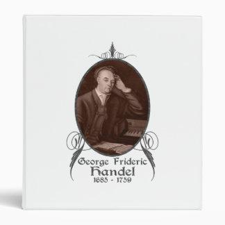 Carpeta de George Frideric Handel