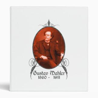Carpeta de Gustav Mahler