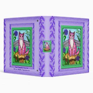 Carpeta de hadas de Avery del arte de la fantasía