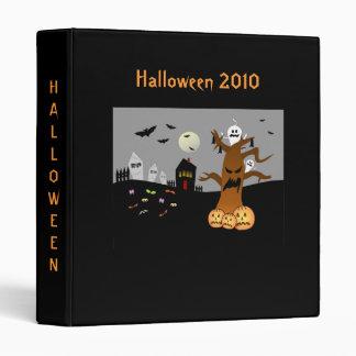 Carpeta de Halloween 20xx del cementerio del