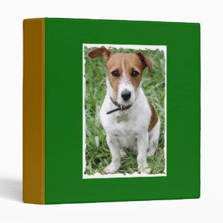 Carpeta de Jack Russell Terrier