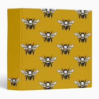 Carpeta de la abeja de Mellifera de los Apis