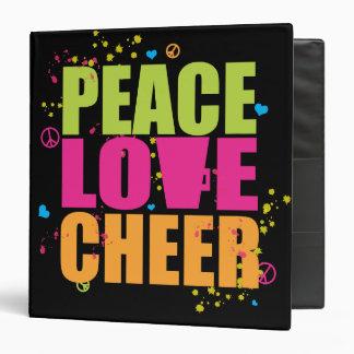 Carpeta de la alegría del amor de Peac