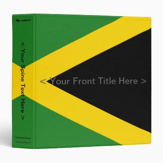Carpeta de la bandera de Jamaica