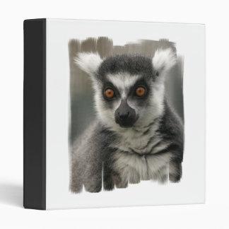 Carpeta de la cara del Lemur