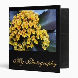 Carpeta de la cartera de la fotografía