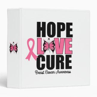 Carpeta de la curación del amor de la esperanza