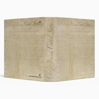 Carpeta de la Declaración de Derechos