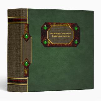 Carpeta de la esmeralda del Viejo Mundo