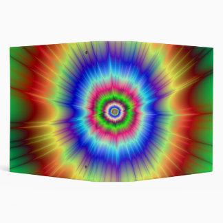 Carpeta de la explosión del color