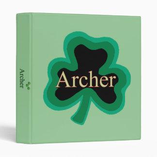 Carpeta de la familia de Archer