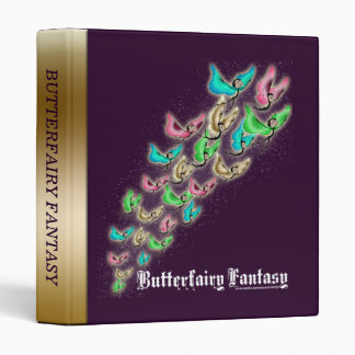 Carpeta de la fantasía de Butterfairy