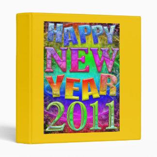 Carpeta de la Feliz Año Nuevo II